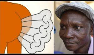 Wow Kentut Orang Ini Bisa Bunuh Nyamuk, Radiusnya Kalahkan Bom Atom