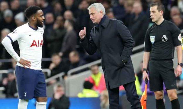 Bos Tottenham Jose Mourinho Menyangkal Kesusahan Danny Rose