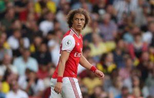 Arsenal Tidak Perpanjang Kontak David Luiz