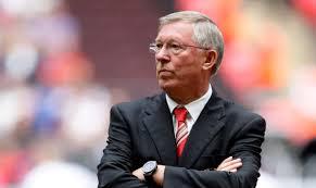 Sir Alex Ferguson Punya Kemarahan Yang Menankutkan