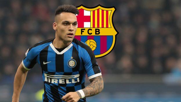 Lautaro Martinez Mengaku Hanya Tertarik Bermain Di Klub Barcelona